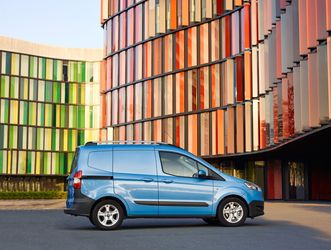 Ford Transit Courier, l'astucieux