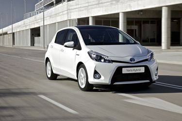 Toyota Yaris Hybride, l'adaptable