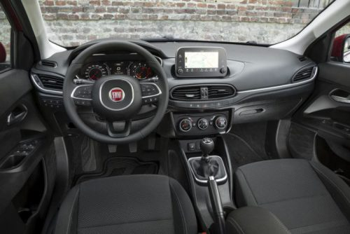 equipement fiat tipo