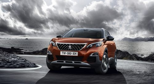 Peugeot 3008 progression record