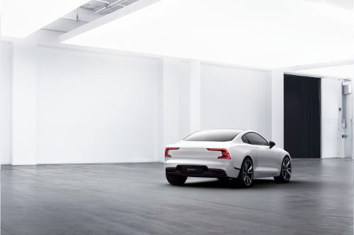 Polestar 1 : nouveau coupé hybride ultra performant