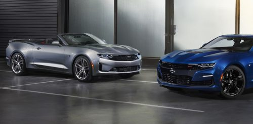 Chevrolet Camaro 2019 : deux versions