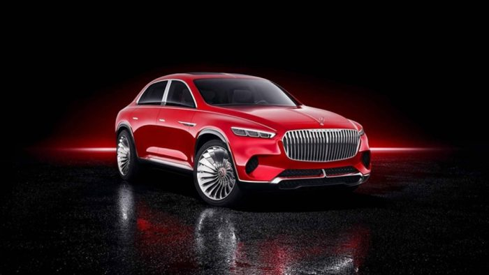 Mercedes Maybach Ultimate Luxury : le plus étonnant des concepts