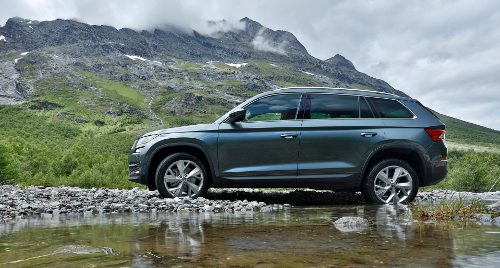 SUV 7 places : Skoda Kodiaq