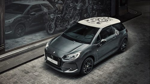 La DS3 finition Café Racer
