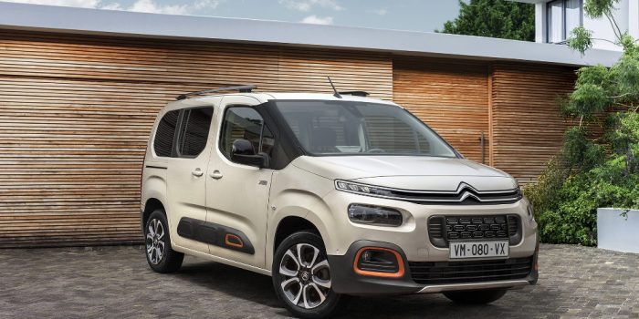 Le Citroën Berlingo 3 arrive en France