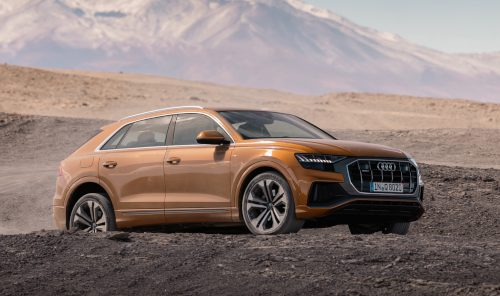 Essai Audi Q8 2018 : on et off road