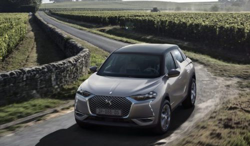 DS3 Crossback : une commercialisation courant 2019